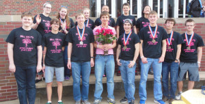 Science Olympiad takes fifth overall at state