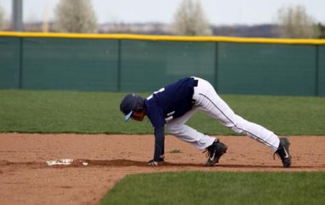 JV baseball wins double-header over Bonner Springs