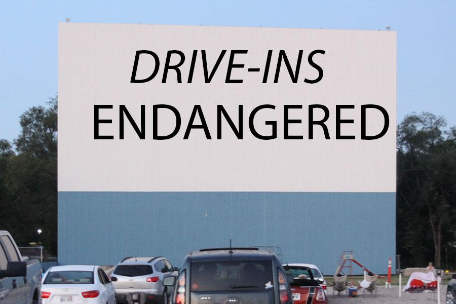 Drive-ins may be forced to close if they can't make the switch to digital formats.