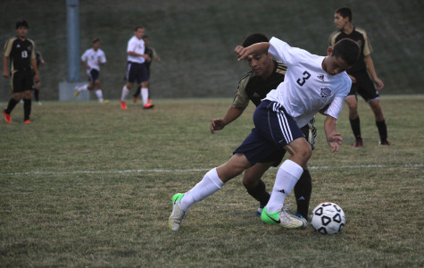 Boys soccer vs. Turner: Sept. 12