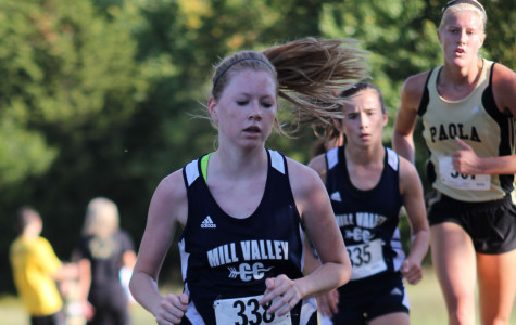 Cross country at Paola: Sept. 14