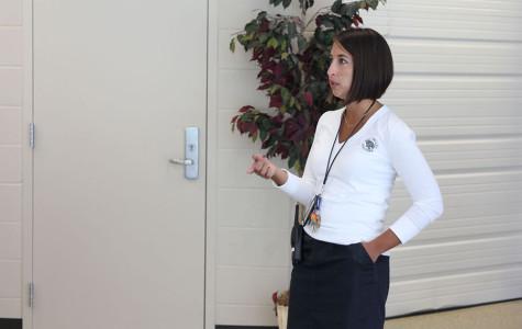 School adds new school improvement specialist