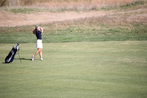 Two girls golfers place at state competition