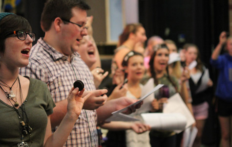 International Thespian Society inducts new members