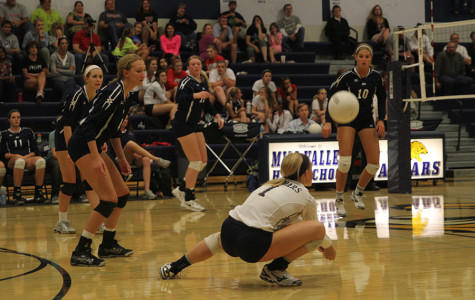 Photo Gallery: Volleyball vs. Lansing: Oct. 8