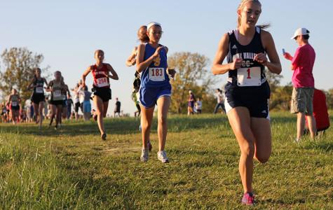Photo Gallery: Cross Country at Shawnee Mission Park: Oct. 10