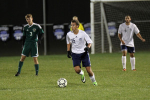 Photo Gallery: Boys soccer vs. Lawrence Free-State: Oct. 21