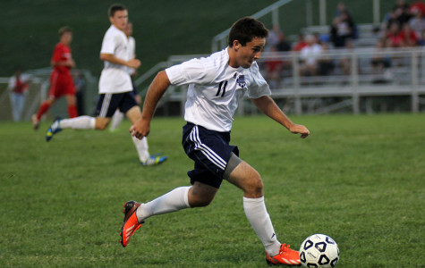 The boys soccer team defeated Lansing, 5-0, on Thursday, Oct. 3. The team is now 5-0 in league play and 7-1-2 overall.