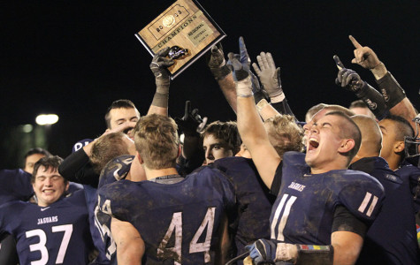 Photo Gallery: football vs. St. Thomas Aquinas: Nov. 8