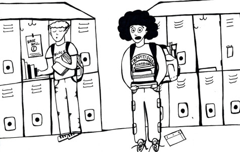 Staff editorial: block scheduling should be kept
