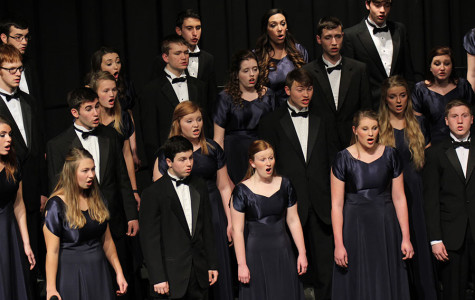 Photo Gallery: choir concert: Dec. 5