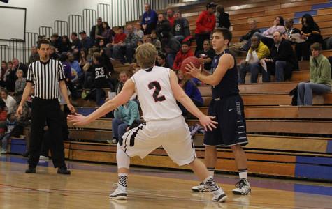 Photo Gallery: Boys Basketball vs. Bishop Ward: Jan. 10