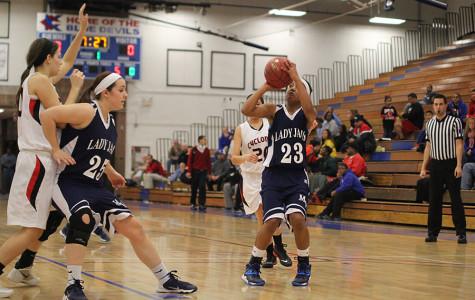 Photo Gallery: Girls Basketball vs. Bishop Ward: Jan. 10