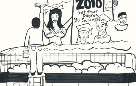 Staff editorial: murals improve school