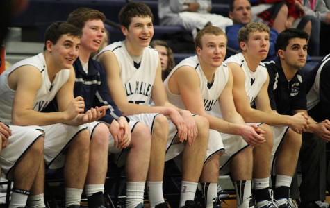 Photo Gallery: Boys basketball vs. Bishop Ward: Feb. 11