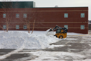 District closes schools for three days after snow storm