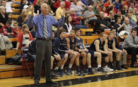 Boys head basketball coach resigns after 14 seasons