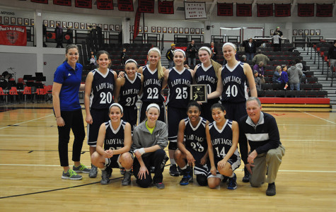 The Lady Jags took first place in the El Dorado tournament on  Saturday Feb. 1.