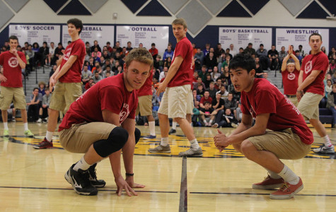 Photo Gallery: Winter Sports pep assembly: March 24