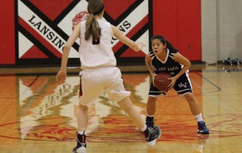 Girls basketball team loses to Lansing in sub-state