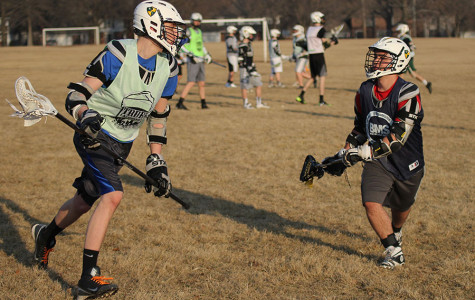 Students pursue outside of school sport