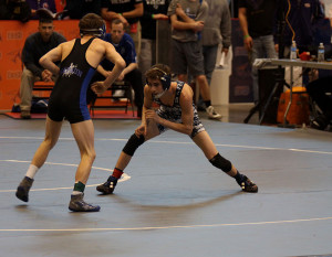 Wrestlers place sixth at state