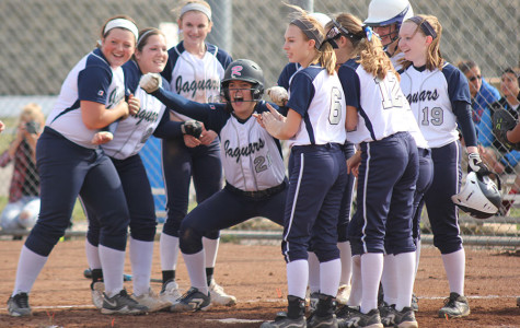 Photo Gallery: Girls softball vs. Bishop Ward: Thursday April 3