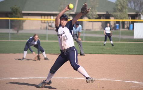 The softball team traveled to 3&2 on Tuesday, April 22 where the took victory over Piper.