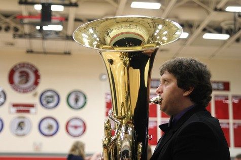 Band and choir members place highly at state