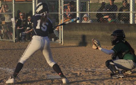 Softball team falls to Basehor-Linwood