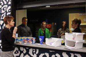 USDA representative visits district