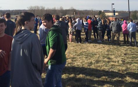 School evacuated due to faulty sensor