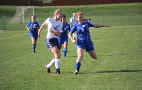 Photo Gallery: Girls soccer vs. Kansas City Christian: May 8