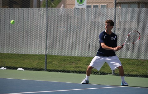 Tennis team places second at regionals for the second year in a row