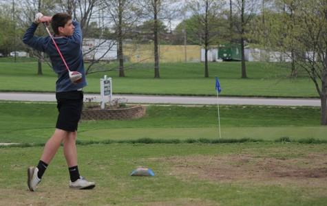 Boys golf scores best in team history