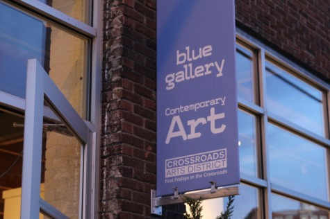 First Fridays review: Blue Gallery Contemporary Fine Art