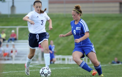 Girls soccer beats Kansas City Christian