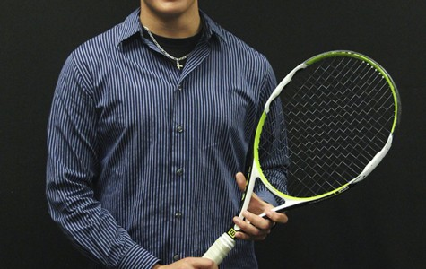 Senior leaves tennis after involvement for six years