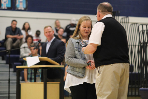 Academic letter ceremony improves from years past