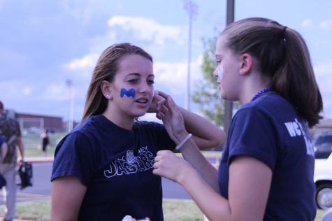 StuCo funds tailgate before Mill Valley Night Lights