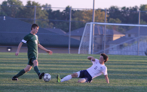 Photo Gallery: Boys soccer vs. Blue Valley Southwest: Sept. 29