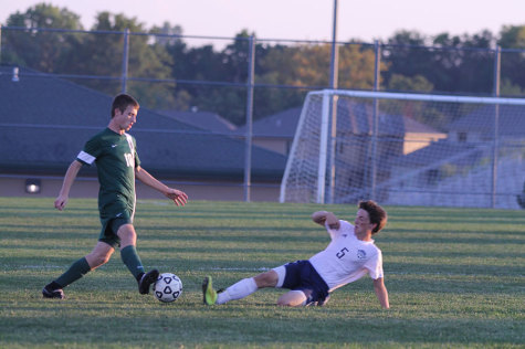 Photo Gallery: Boys soccer vs. Blue Valley Southwest: Sept. 29