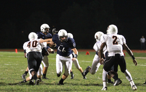 Football team gets first win against KC Southwest