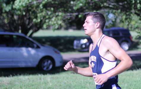 Cross country places first and second at first meet of season