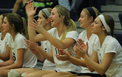 Photo Gallery: Volleyball vs. Basehor: Sept. 30