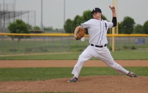 Baseball defeats Bishop Ward 13-2