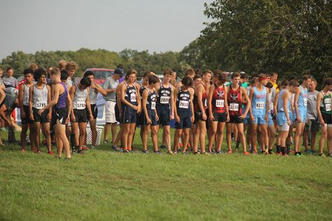 Cross Country takes fifth and ninth at Rim Rock Classic