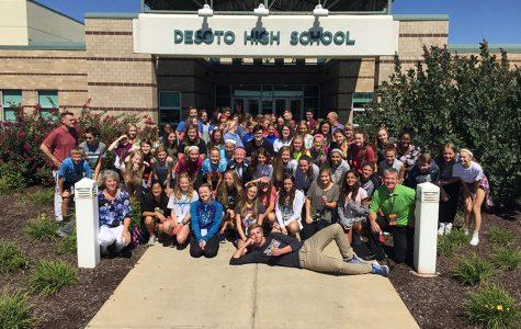 Journalism students host first ever middle school workshop
