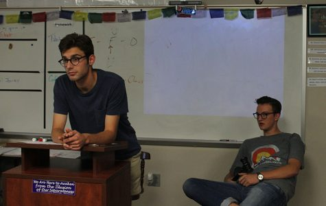 Political Discussion club provides students outlet to explore different opinions