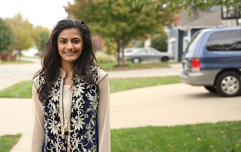 Junior Shanu Kaushal faces challenges in balancing two cultures